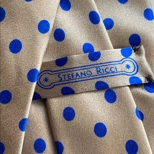 COPY - Authentic Stefano Ricci 💯% Silk Tie | Ital…